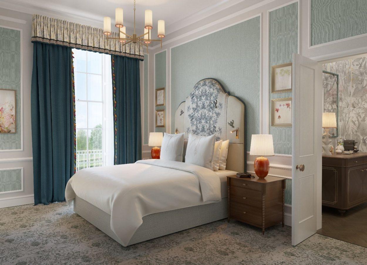 Four Seasons Hampshire, Bedroom