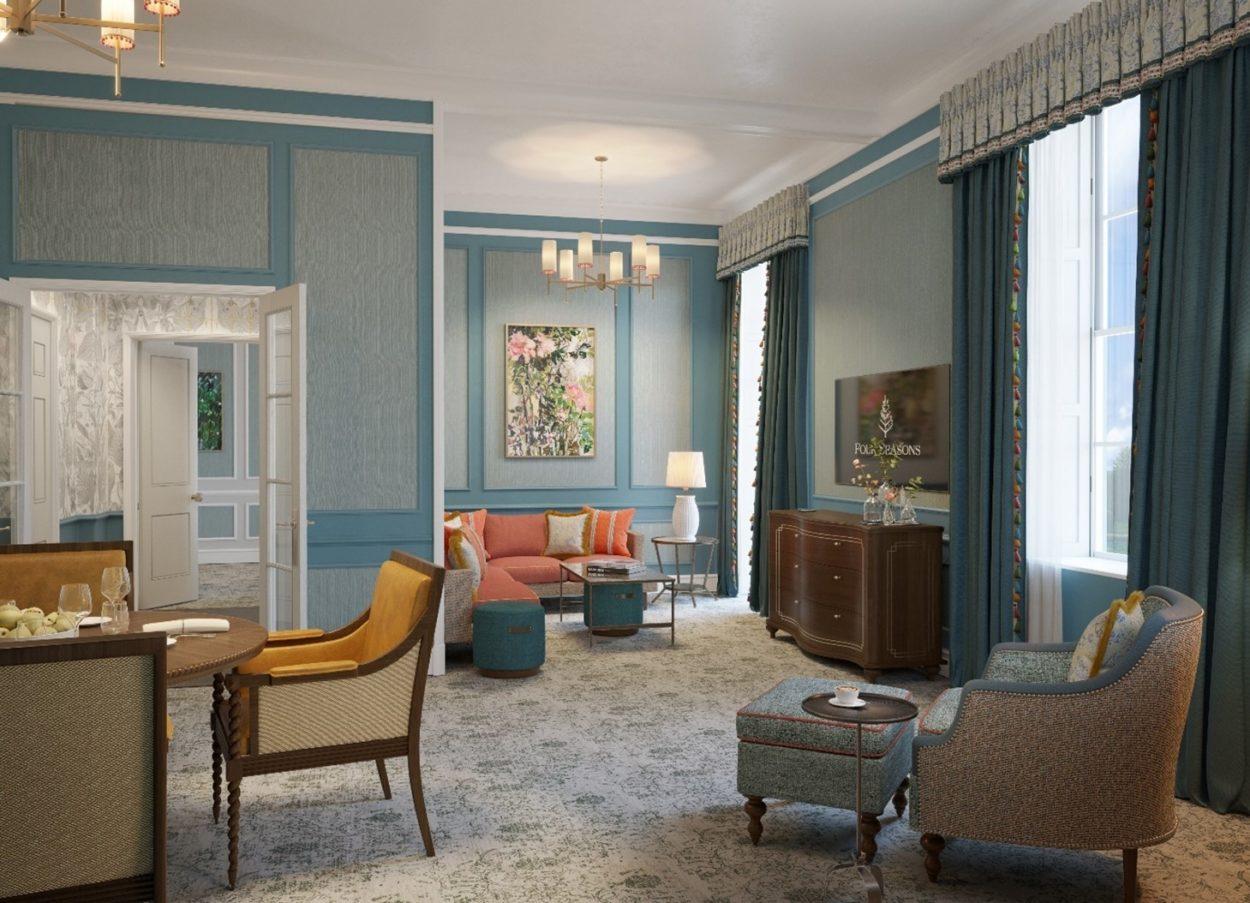 Four Seasons Hampshire, Suite